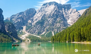 The Dolomites by motorhome