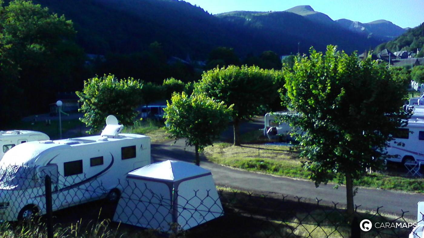 Camping La Plage Verte Mont Dore ~ Frdesigner.co