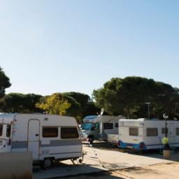 Discover Camping Donana Playa A Step By Caramaps