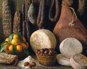 Produits alimentaires corses