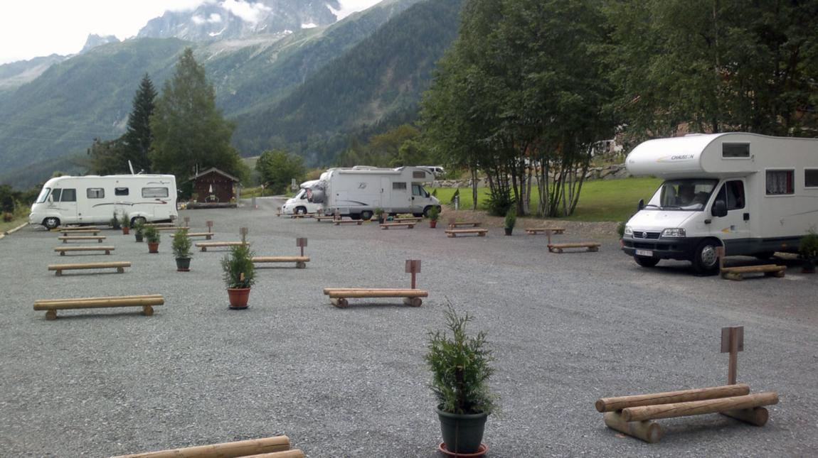 Parking Camping Car Les Orres