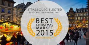 Strasbourg meilleur marché de noel 2015
