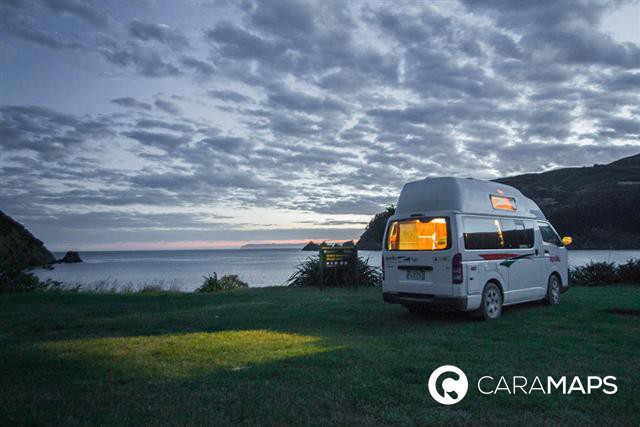 Stationnement Camping Car Andalousie