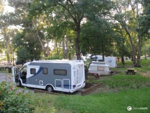 stationnement en camping-car au Portugal