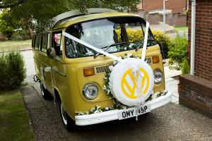 boda en autocaravana
