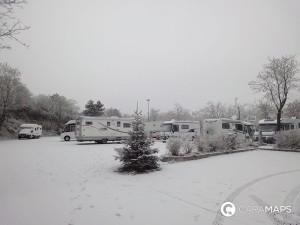 Guidare sulla neve con il tuo camper ⛄️