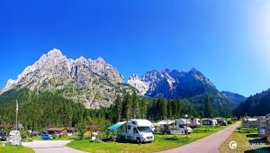 partir en voyage en camping-car en Mars