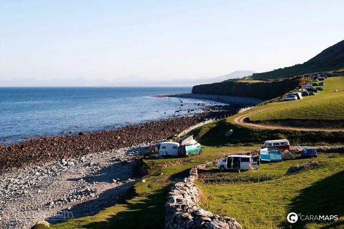 destinations d'Europe les moins chères en camping car