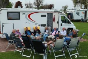 compagnons de voyage pour partir en vacances en camping-car