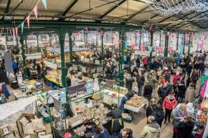 motorhome trip to best markets in UK