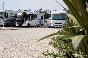 aires de services en Espagne