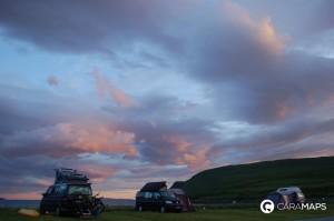 Viaje en autocaravana en Islandia