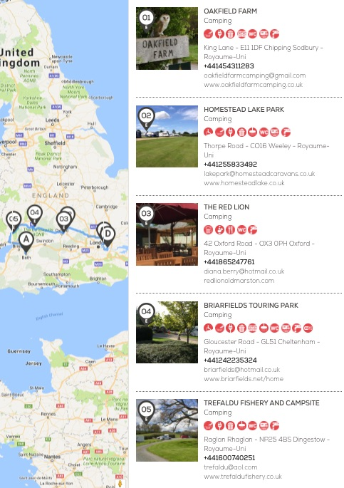 Harry Potter Map Of England.Motorhome Trip To Most Famous Filming Locations In Uk