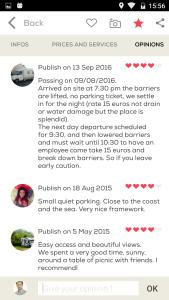 plan a motorhome trip