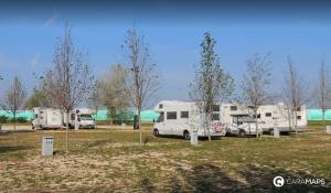 Motorhome Service Areas