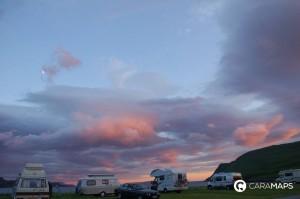 périple en camping-car en Islande