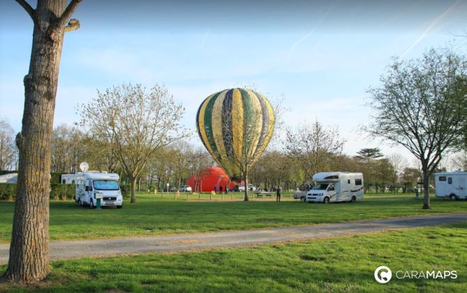 route des festivals en camping-car