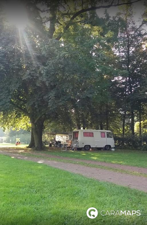 Circuit Compostelle En Camping Car