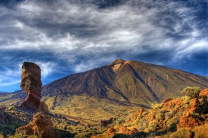 NATIONALPARKS TEIDE SPAIN