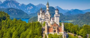Fairy Tail Motorhome Trip to Best European Castles