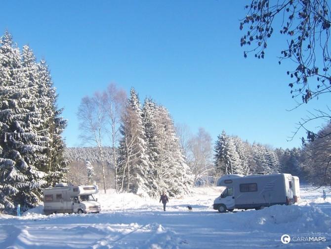 voyage en camping-car au Canada