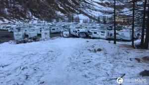partir en voyage en camping-car en été ou hiver ?