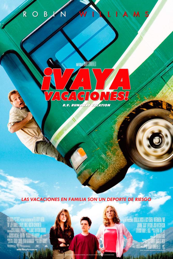 las mejores películas para viajar en autocaravana