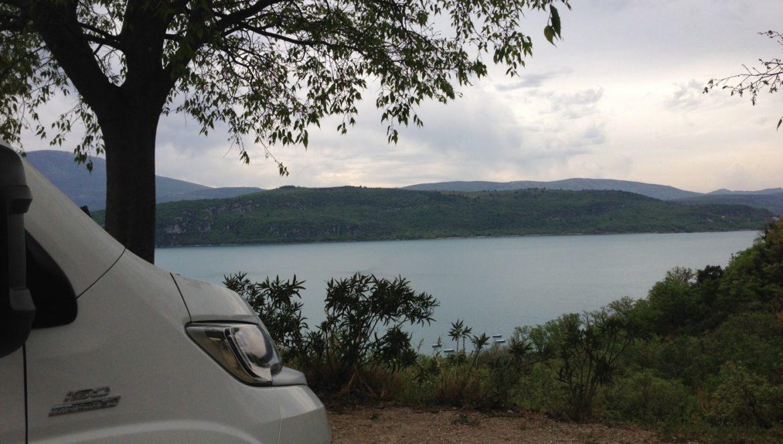 le top 5 des itinéraires de voyage en camping-car