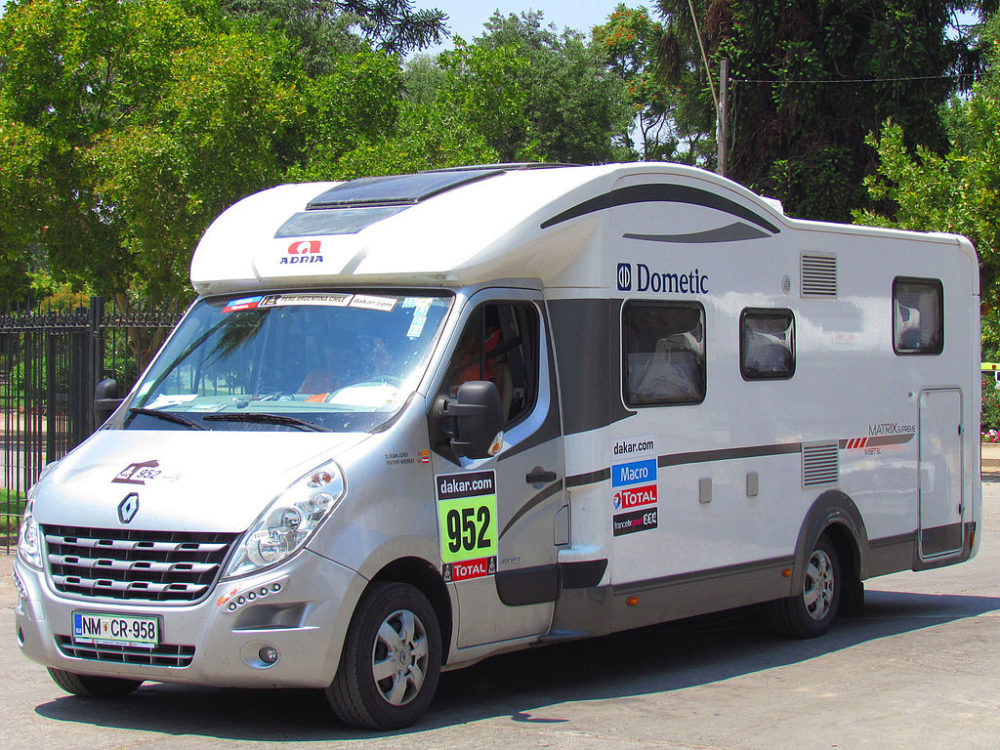 Voyage en camping-car au Chili