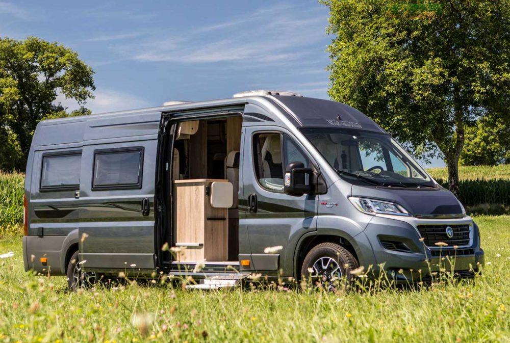 le camping-car voyage
