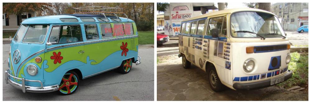 furgonetas VolksWagen más originales del mundo