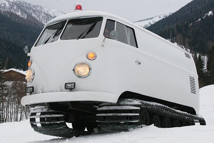 combis VW les plus originaux du monde