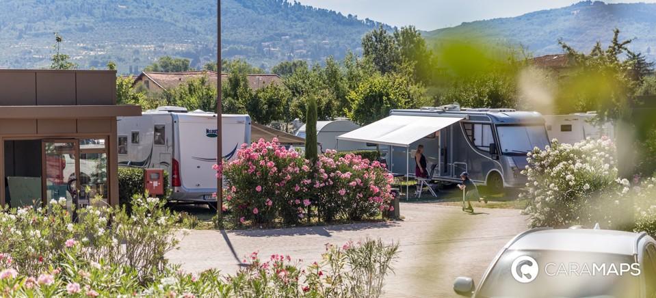 meilleures aires de camping-car de l'été