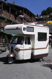camping-cars les plus insolites