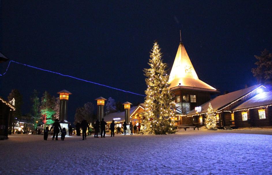 plus beaux marchés de Noël en Europe en camping-car