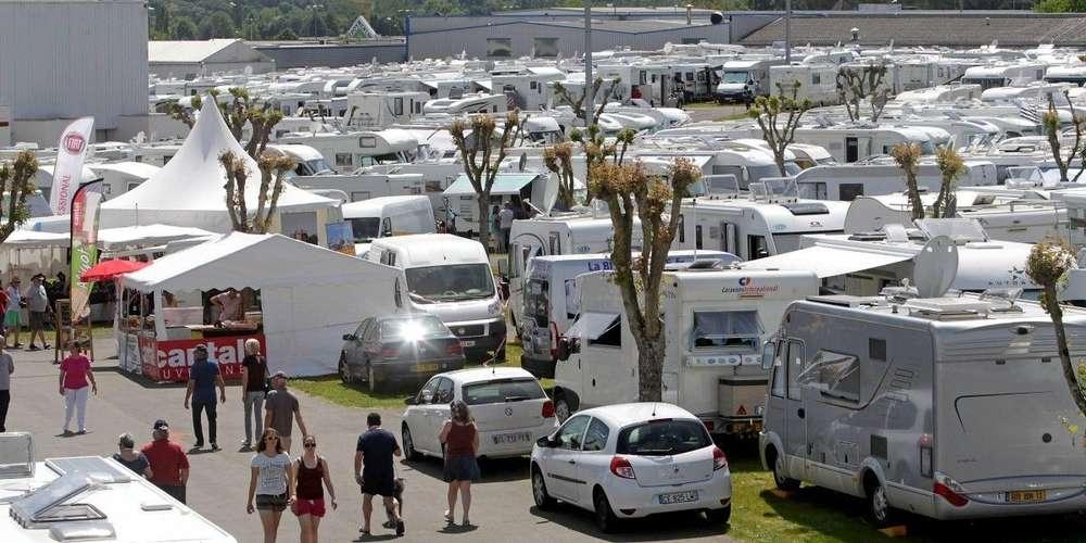Fête Européenne du Camping-Car à Albi