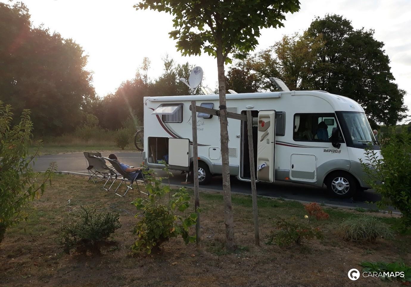trousse de secours en camping-car