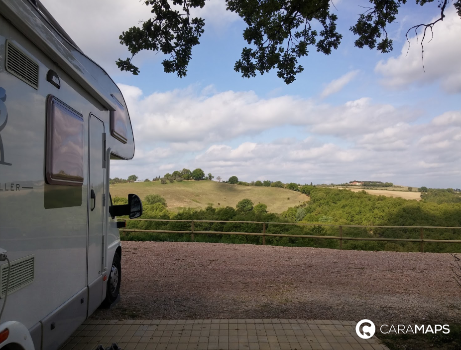 printemps en camping-car