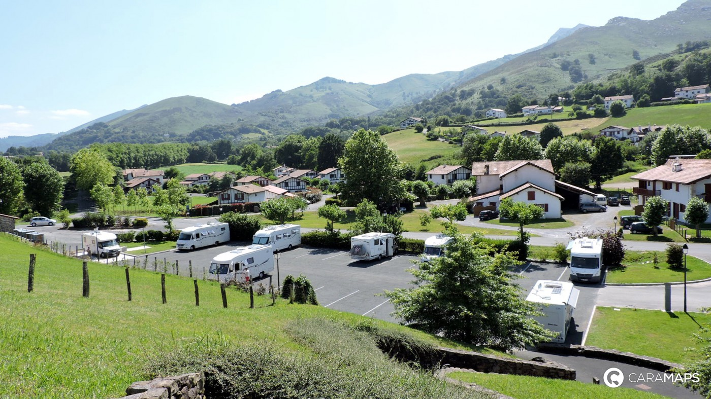 Pays-Basque en camping-car