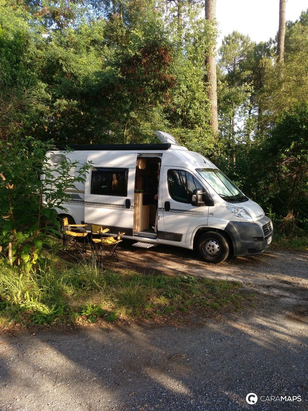 camping-car Saint-Paul-lès-Dax