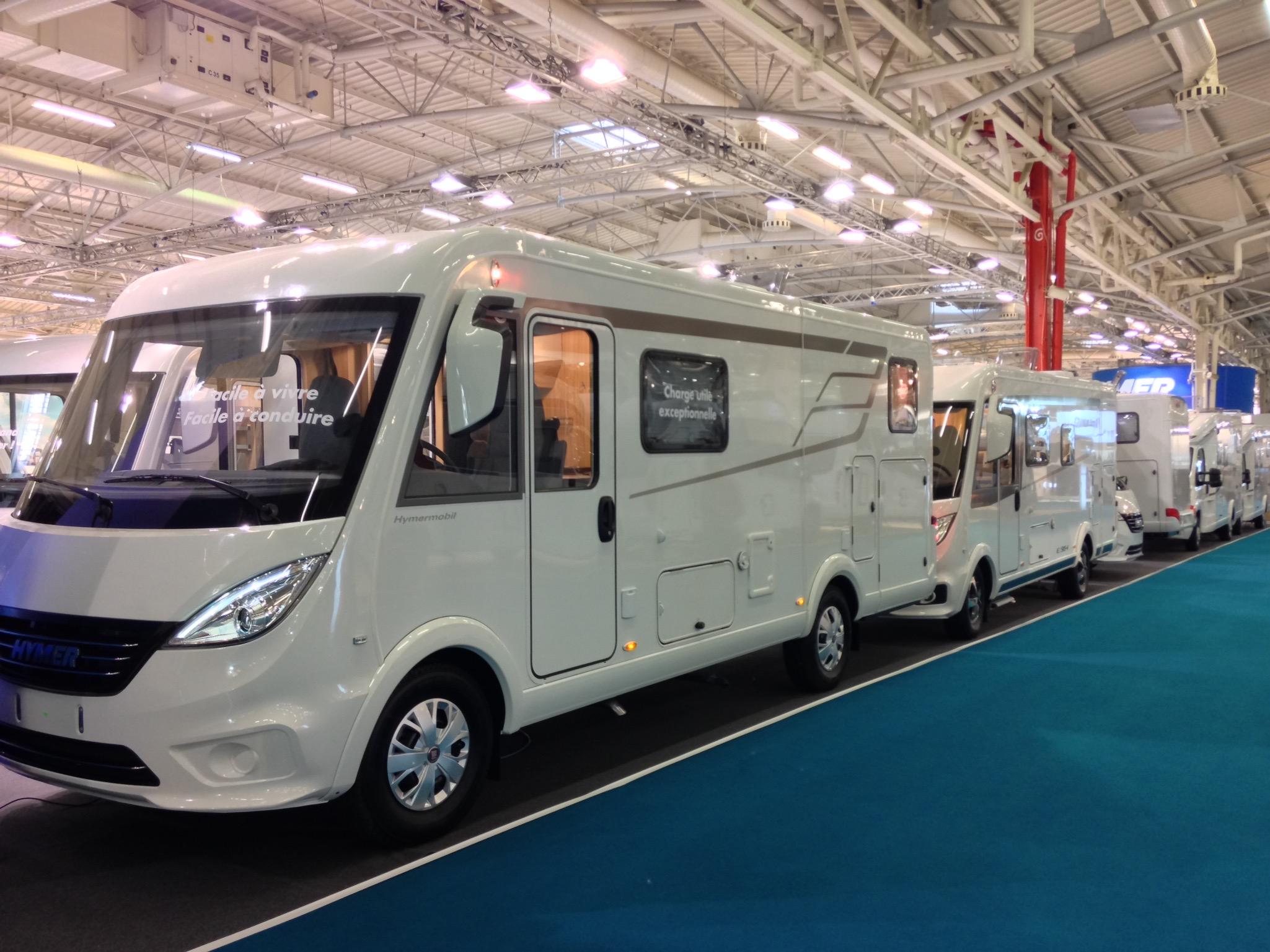 salons camping-car 2019