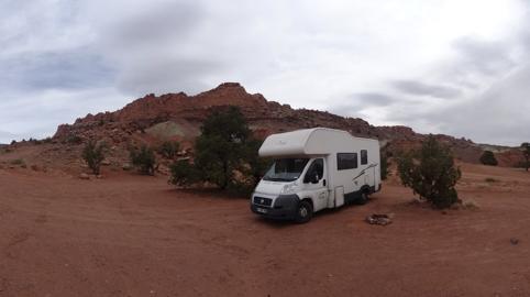 Etats-Unis en camping-car