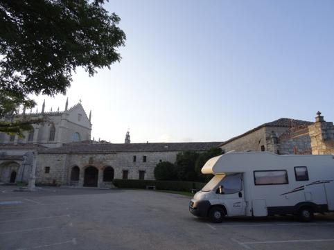 Espagne en camping-car