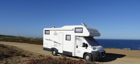 Portugal en camping-car