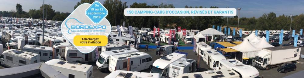 Salon du Camping-Car de Bordeaux