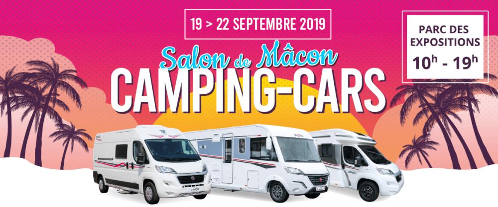 Au Salon du camping-car de Mâcon