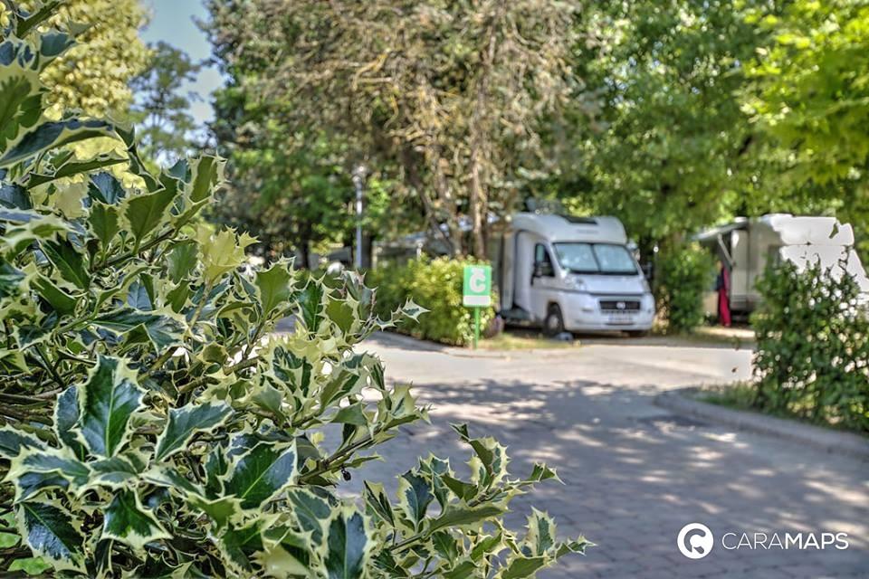 campings en Roma