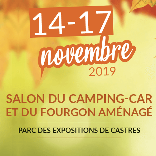 Salon du Camping-car de Castres