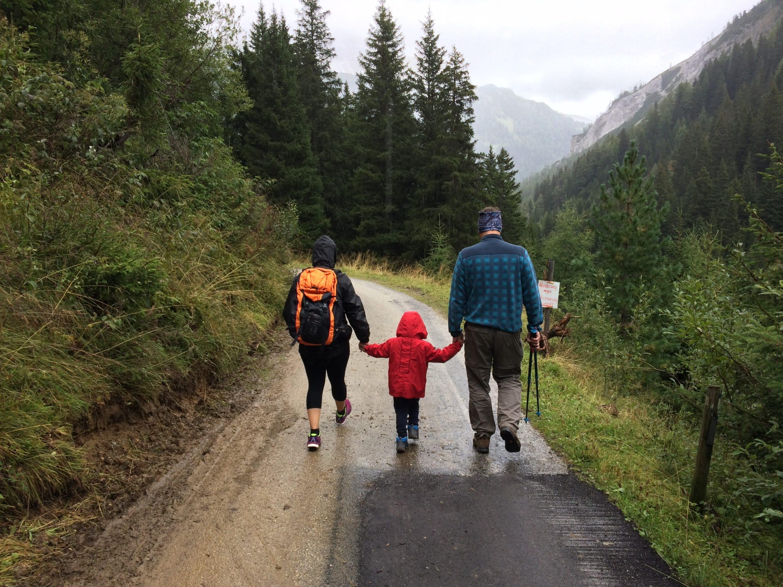 viaje hijos