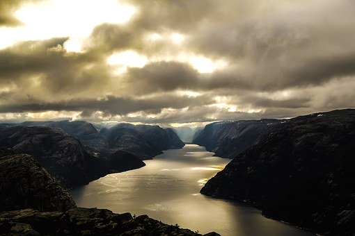 Explorez la Norvège en camping-car